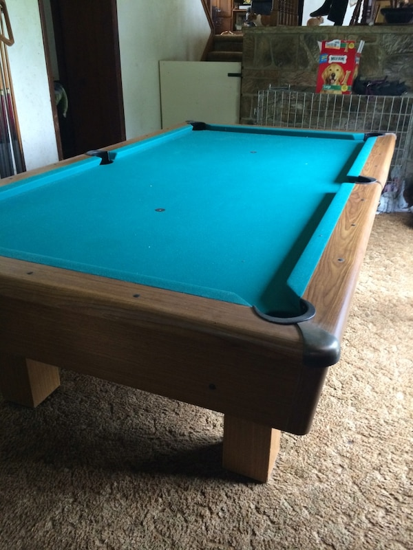 Used American Heritage Pool Table For Sale Letgo - American heritage pool table prices