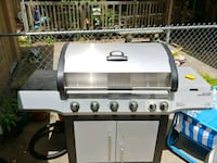 stainless steel outdoor gas grill Angleton, 77515