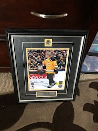 Framed Picture of Bobby Orr Edmonton, T6W 0A6