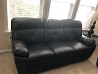 Black 3-seat sofa Rockville, 20851