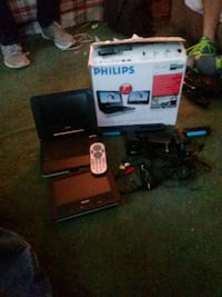 Philips 7 inch portable dvd player  Knoxville, 37918