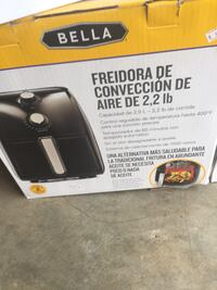 Air fryer demo in the box East Point, 30344