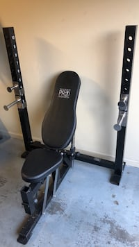 marcy pro training systems adjustable bench Jacksonville, 72076