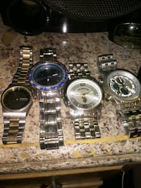 all 4 watches
