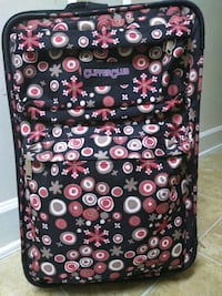 Beautiful medium suitcase floral color  Alexandria, 22305