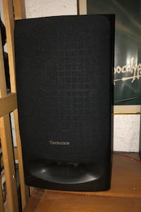 2 huge speakers $50 Toronto, M2N 7K2