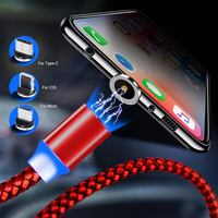 USB Magnetic 3-in-1 Phone Charger Cable Vaughan, L4H 3L6