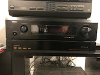 Denon AVR-4802 with remote HAS TO GO AS SOON AS POSSIBLE