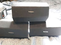 Technics speakers  St. Catharines, L2S 4B8