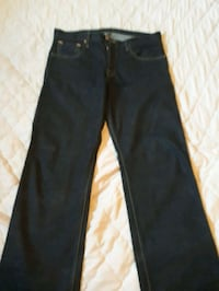 Premium denim jeans, worn twice 3476 km