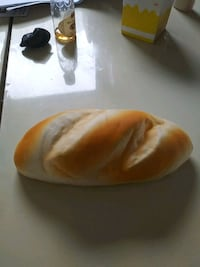 Squishy bread 50 km