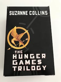 The hunger games by suzanne collins book series Toronto, M5P 2X7
