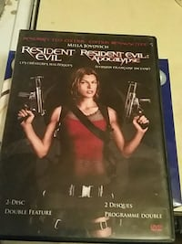 Resident Evil 2 disc limited edition movie Calgary, T2E 2W6