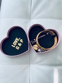 Juicy Couture bangles set Vancouver
