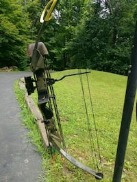 PSE compound bow Reading, 19610