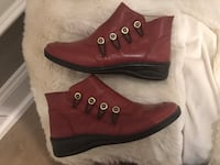 Brand New Women's Leather Ortho Boots size 40/9 Puslinch, N1H