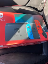 Nintendo Switch Console Neon V2