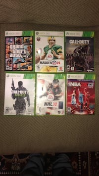 Xbox 360 Games Swedesboro, 08085