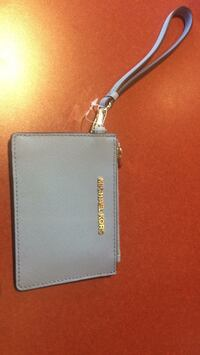 Michael Kors Card Holder with zipper pocket Surrey, V4N 7H2