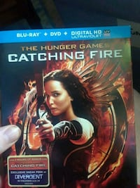 The Hunger Games: Catching Fire Stafford, 22554