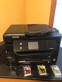 Epson WF 3540 all in one