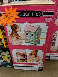 Teamson kids Sweet pea cottage dollhouse St. Louis, 63119