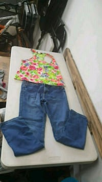 Girls outfits sz 14-16 all for $9 Tucson, 85706
