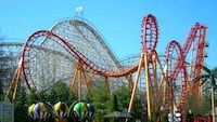 Two One Day tickets for Six Flags New England Boston, 02111