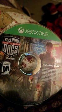 Sleeping dogs definitive edition  Lawrenceville, 30043