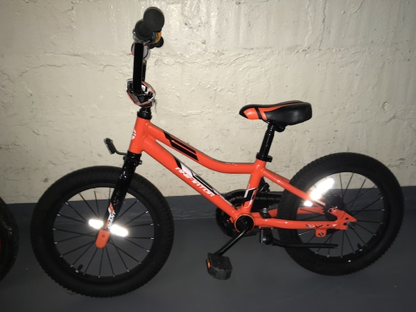 "BIKE GIANT ANIMATOR 16"" Orange"