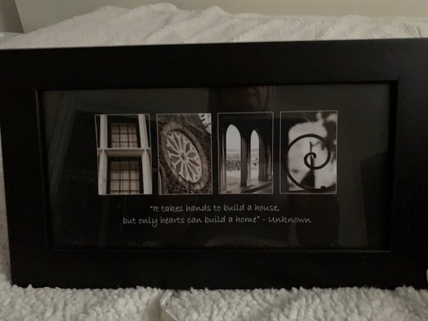 Framed HOME photography