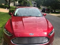 Ford - Fusion - 2013 Dumfries