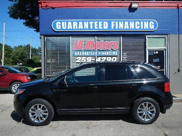 2012 Ford Edge 4dr SEL AWD 1