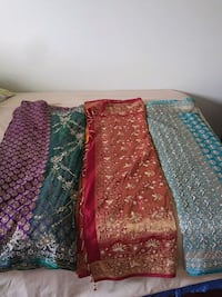 Sarees for sale $300 and above. New Ottawa, K2J 4E2
