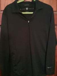 Nike Golf long sleve pullover