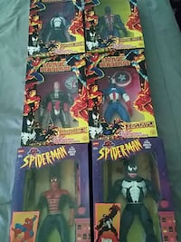 """1994 marvel universe 10"""" action figures Anderson, 96007"""