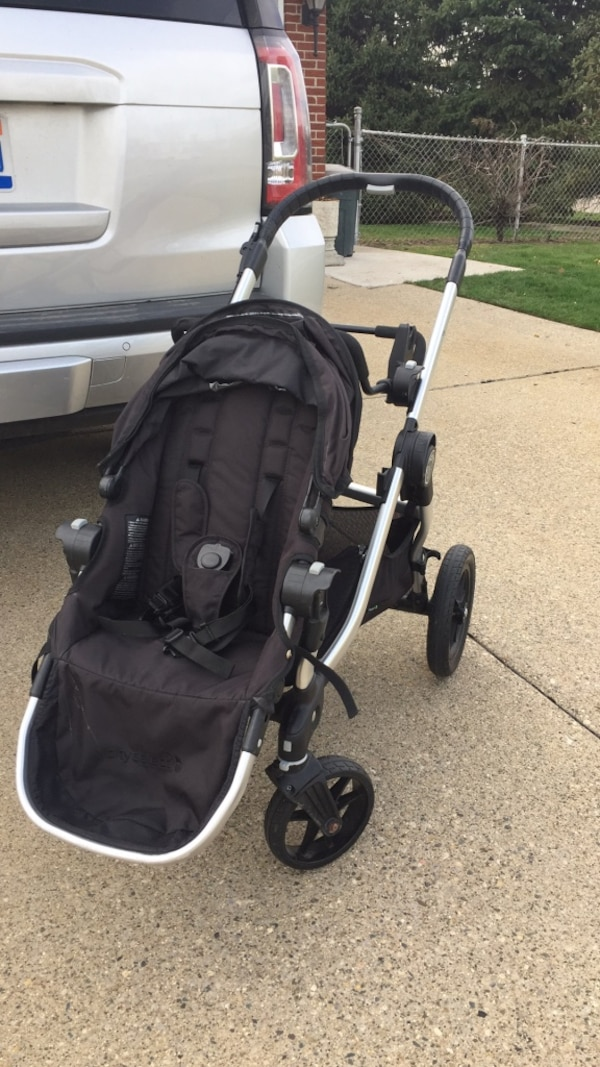 c48413485f1 Used Double Stroller Baby Jogger City Select for sale in Sterling ...