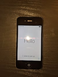 iPhone 4 16GB with iOS 7.1.2 Boise
