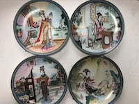 Beauties of Red Mansion Plates Saugus, 01906