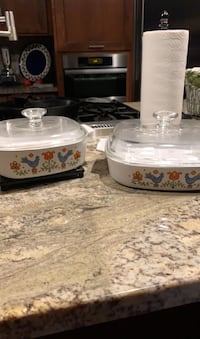 Corning Ware baking dishes Porterville, 93257