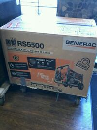 5500 generator unused in box pawn USA woodbridge  Woodbridge, 22192