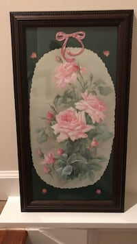 Beautiful!!!!Victorian Soft Rose Picture Gainesville, 20155