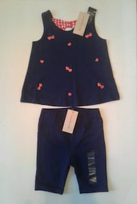First Impressions Outfit Blue & Berries Pittsburg, 94565