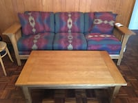 coffee table & couch set  Syracuse, 13203