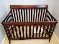3 in 1 Avalon Convertible Crib