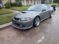 2001 Ford Mustang gt roush replica firm price timing chain needs to be replaced  New Orleans