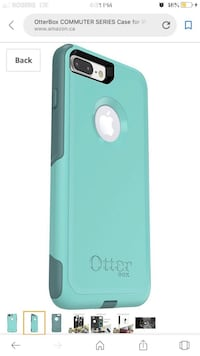 New OtterBox commuter case for iPhone 8 Strathroy-Caradoc, N7G 3V9
