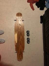 MK Longboard (advent series)