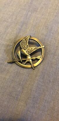 Mockingjay pin. Hunger games Toronto