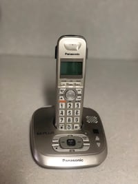 gray and black Panasonic cordless home phone Middletown, 10940